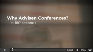 Link to Video: Advisen Conferences
